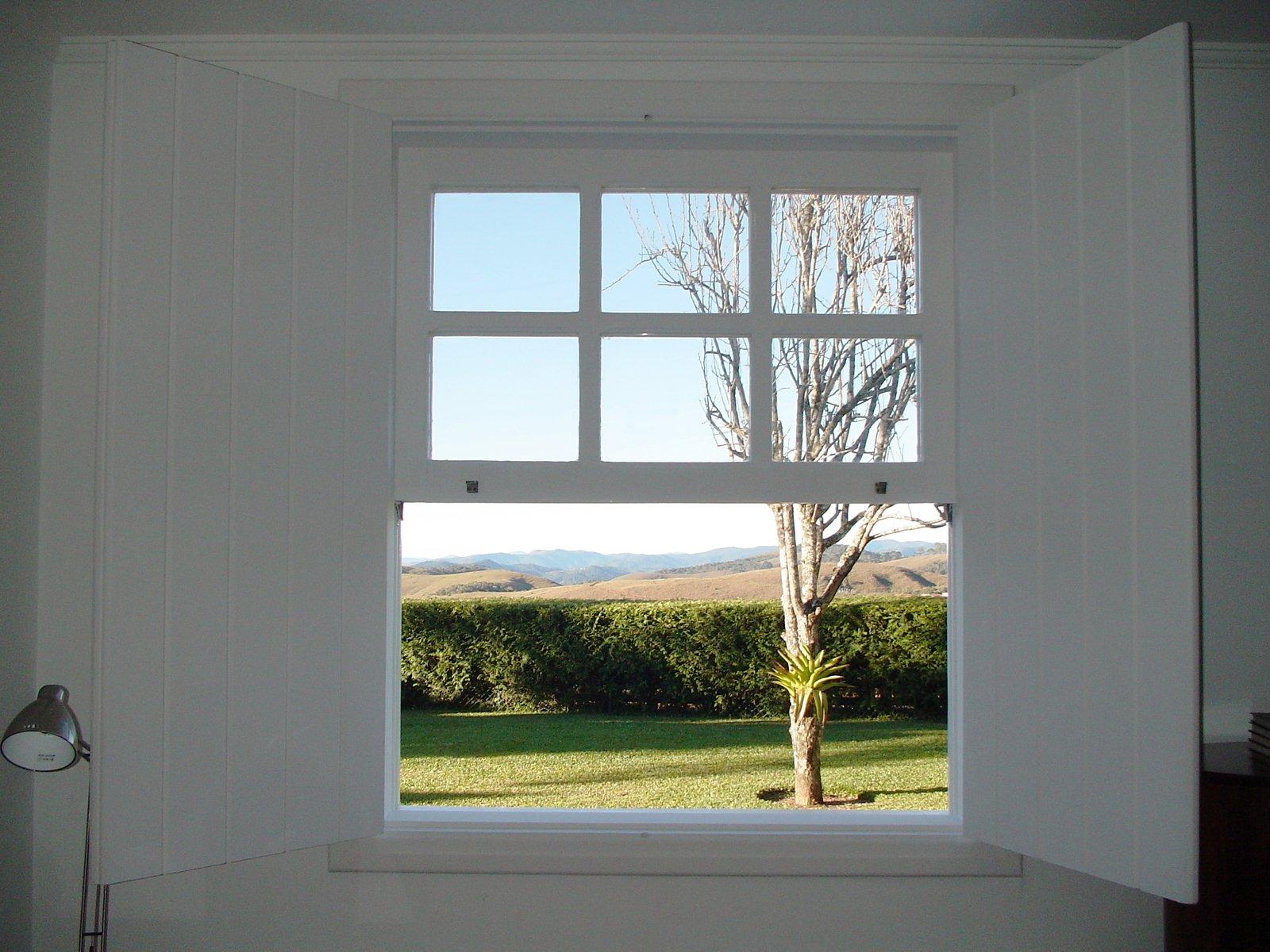 otvorené okno